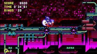 Sonic CD Launch Trailer