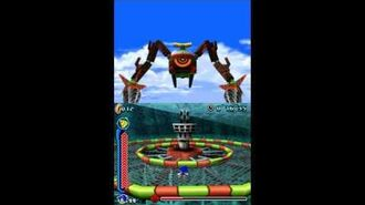 Sonic Colours (DS) Planet Wisp V.S. Boss