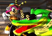 Sonic Heroes Team Chaotix Cutscene 1