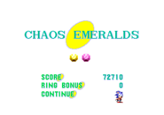 Emeralds and Continues