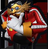Sonic Rivals 2 - Dr Eggman 3
