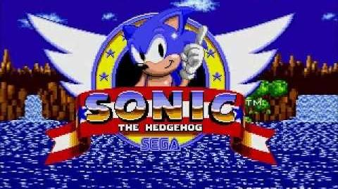 Sonic Video Game Show Episode 1