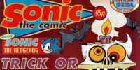 Sonic the Comic Issue 12