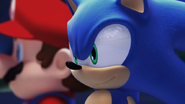 Mario & Sonic at the Olympic Winter Games - Opening - Screenshot 6