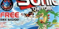 Sonic the Comic Issue 153