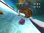 Sonic & SEGA All-Stars Racing Ocean Ruin 6