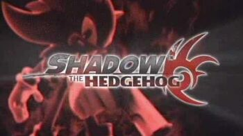 Shadow The Hedgehog - Trailer Oficial 01
