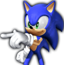 Sonic Rivals 2 - Sonic the Hedgehog