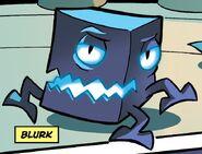 Blurk profile
