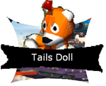 Collectors Tails Doll