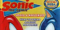 Sonic the Comic Issue 37