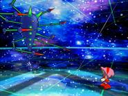 Shuffle Boss Fourth Dimension Space