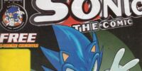 Sonic the Comic Issue 195