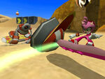 Sonic Riders - E-10000R - Level 3