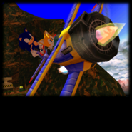 Sonic Adventure Credits (Tails 17)