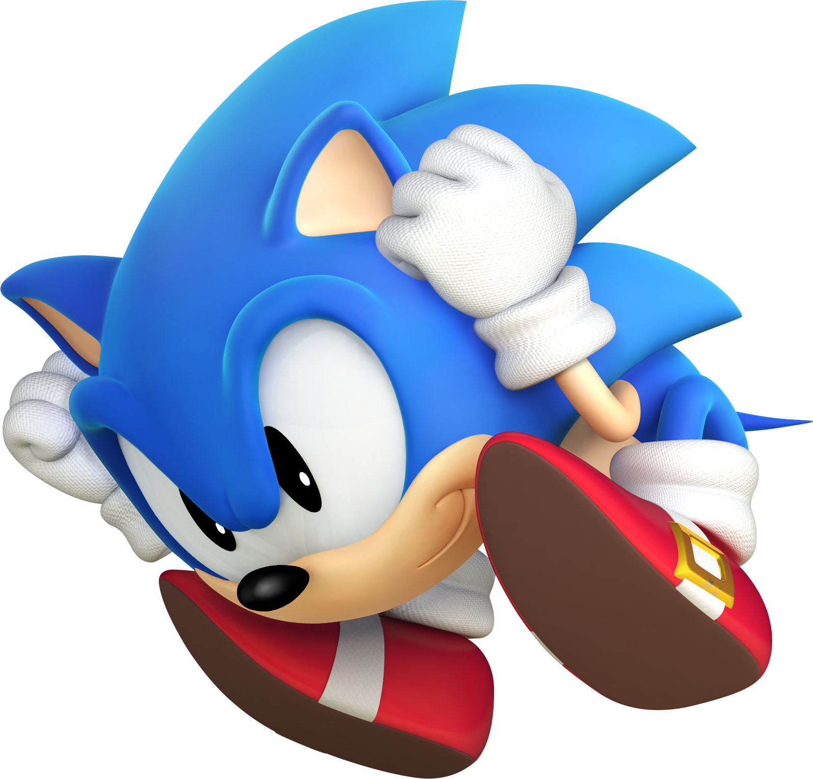 Spin Attack Sonic News Network Fandom Powered By Wikia