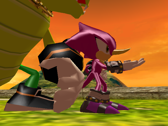 File:Intro - Seaside Hill 2P - Team Chaotix.png
