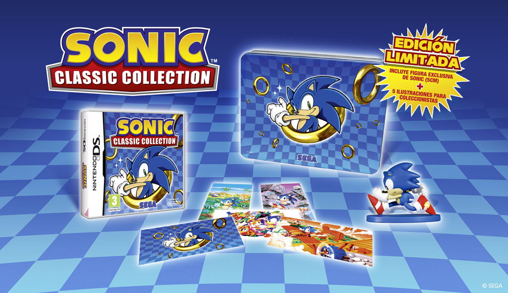 Sonic Classic Collection Sonic News Network Fandom