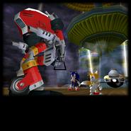 Sonic Adventure Credits (Gamma 12)
