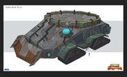 Battle Mode Tank (Rise of Lyric)