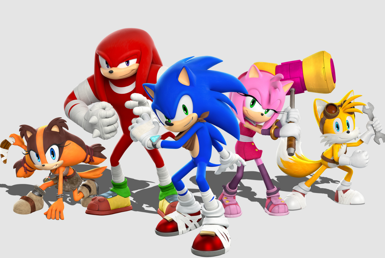 Team Sonic Sonic Boom  Sonic News Network  Fandom Powered By Wikia-2698