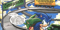 Archie Sonic the Hedgehog Issue 197