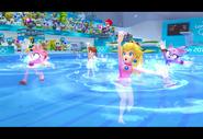 PeachDaisyAmyBlaze London2012 Screenshot 13(Wii)