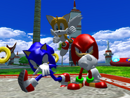 SH Turtle Shell Sonic Victory