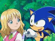 Helen and Sonic