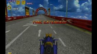 Sonic Adventure 2 Battle (GC) Route 101 Mission 1 A Rank