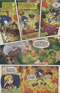 Sonic X issue 5 page 2