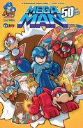 Mega Man -50 (variant 2)