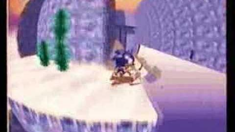 Sonic Xtreme Crystal Frost