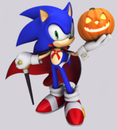 Sonic Vamp
