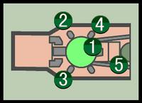 B Forward Deck