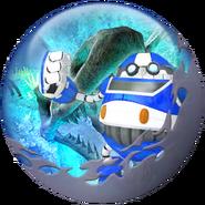 Frozen Forest - Dark Mission 3