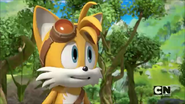SB - Tails is very neat to myself