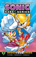 Sonic Saga Issue 2