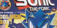 Sonic the Comic Issue 142