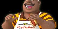 Hot Dog Vendor (Spagonia)