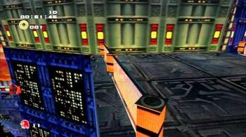 Sonic Adventure 2 (PS3) Meteor Herd Mission 3 A Rank