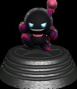 Sonic Generations Dark Chao Statue