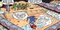 Archie Sonic the Hedgehog Issue 10