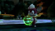 Chip find treasure