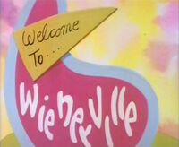 Weinerville welcome sign