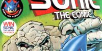 Sonic the Comic Issue 172