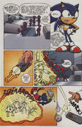 Sonic X issue 21 page 5