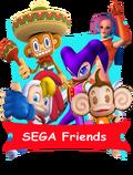 Sega-Friends