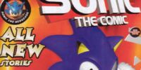 Sonic the Comic Issue 120