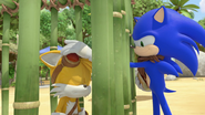 Nice try tails!